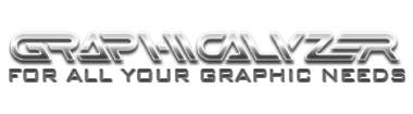 Graphicalyzer-Custom Designs and Graphics - Powered by vBulletin